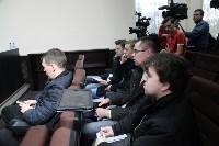 Брифинг руководстав ПФК «Арсенал» с СМИ Тулы, Фото: 5