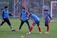 Тульский «Арсенал» готовится к домашней игре с «Сибирью», Фото: 21