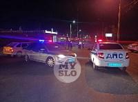 Крупное ДТП на ул. Металлургов в Туле: Nissan снес столб, пассажирку вышвырнуло из машины, Фото: 26