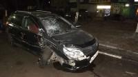 Авария на ул. Ложевой. 6.12.2014, Фото: 1
