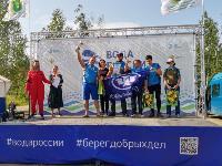 В Кондуках прошла акция «Вода России»: собрали более 500 мешков мусора, Фото: 25