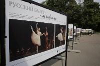 В Центральном парке Тулы открылась фотовыставка «Русский балет: мгновения», Фото: 4
