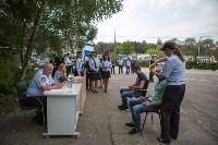 Конкурс водительского мастерства среди полицейских, Фото: 33