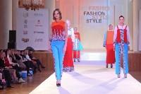 В Туле прошёл Всероссийский фестиваль моды и красоты Fashion Style, Фото: 34