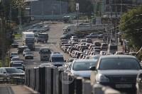 Пробка в Зареченском районе Тулы, Фото: 6