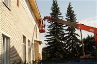 Денис Бычков проверяет школы Тульской области, Фото: 52