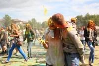 ColorFest в Туле. Фестиваль красок Холи. 18 июля 2015, Фото: 18
