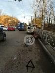 В Туле на машину упал гигантский электрический магнит, Фото: 2