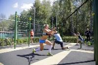 """Тренировка """"Тулицы"""" в парке, Фото: 68"""