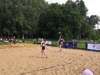 В Центральном парке Тулы прошло первенство области по пляжному волейболу среди девушек, Фото: 8