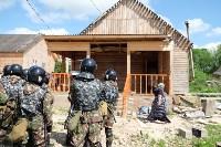 В Плеханово начали сносить дома в цыганском таборе, Фото: 130