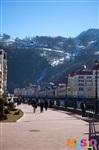 Состязания лыжников в Сочи., Фото: 25
