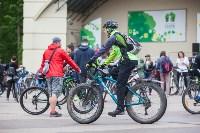 В Туле прошел большой велопарад, Фото: 26