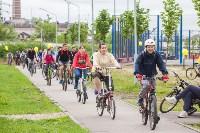 В Туле прошел большой велопарад, Фото: 126