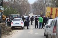 Отключение газа на ул. Шевченко в Туле, Фото: 8