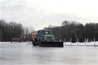 Каток в Центральном парке. Январь 2014, Фото: 8