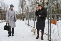 В Комсомольском парке прошёл рейд по выявлению собачников-нарушителей, Фото: 20