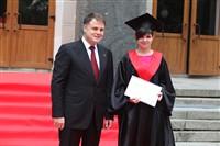 Владимир Груздев поздравил выпускников магистратуры ТулГУ, Фото: 22