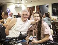 17-летняя тулячка на инвалидной коляске стала участником дайвинг-сафари в Египте, Фото: 1