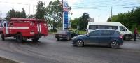 В Туле на пересечении ул. Ген. Маргелова и проспекта Ленина произошло тройное ДТП, Фото: 3