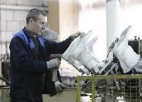 Алексей Дюмин пообщался с сотрудниками ЗАО «Донская обувь», Фото: 1
