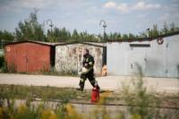 Пожар в гаражном кооперативе №17, Фото: 17