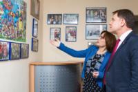 Владимир Груздев пообщался с журналистами «Слободы» и Myslo, Фото: 1