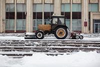 Последствия снежного циклона в Туле, Фото: 81