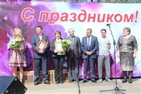 Тульская Федерация профсоюзов провела митинг и первомайское шествие. 1.05.2014, Фото: 94
