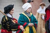 Средневековые маневры в Тульском кремле. 24 октября 2015, Фото: 113