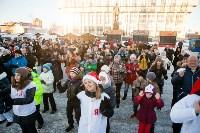 Физкультминутка на площади Ленина. 27.12.2014, Фото: 20