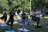 Йога в Центральном парке, Фото: 14