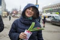 Пролетарский глава Сергей Шестаков поднял тулячкам настроение, Фото: 47