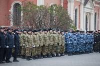 Митинг сотрудников ОВД в Тульском кремле, Фото: 29