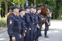 Конный патруль в Туле, Фото: 10