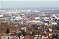 Виды Тулы с высоты птичьего полета, Фото: 1