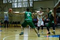 Тульские баскетболисты «Арсенала» обыграли черкесский «Эльбрус», Фото: 15