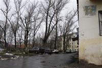 Аварийные деревья в тульских дворах, Фото: 10