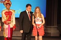 Владимир Груздев поздравил тульских выпускников-медалистов, Фото: 52