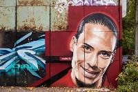 Граффити ван Дейка, Фото: 1