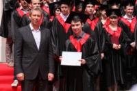 Вручение дипломов магистрам ТулГУ. 4.07.2014, Фото: 150