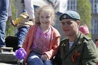 Празднование 69-й годовщины победы в Великой Отечественной войне на площади Победы. Тула, Фото: 97