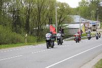 Тульские байкеры почтили память героев в Ясной Поляне, Фото: 3