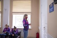 "Волейболистки ""Тулицы"" сделали прививки от гриппа, Фото: 24"