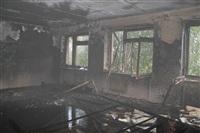Пожар в бывшем профессиональном училище, Фото: 16