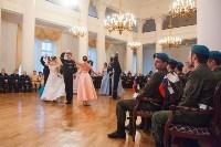 В колонном зале Дома дворянского собрания в Туле прошел областной кадетский бал, Фото: 18