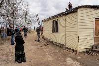 Снос дома в поселке Плеханово, Фото: 80