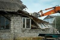 В Плеханово убирают незаконные строения, Фото: 51