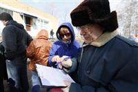 Собрание жителей в защиту Березовой рощи. 5 апреля 2014 год, Фото: 25