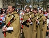 Церемония зажжения Вечного огня в Суворове , Фото: 4